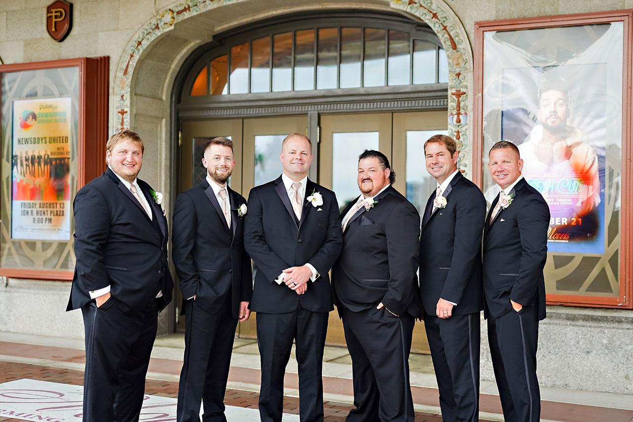 Michelle Casey Palais Royale South Bend Wedding 055