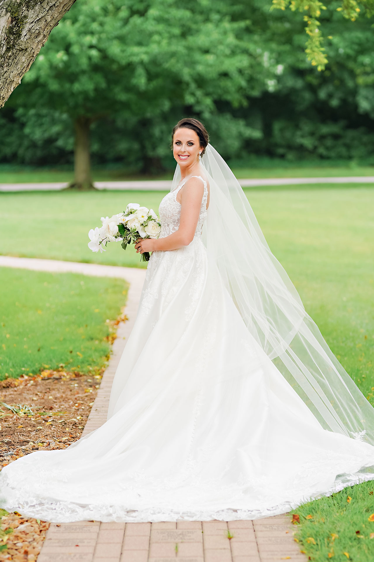 Michelle Casey Palais Royale South Bend Wedding 061
