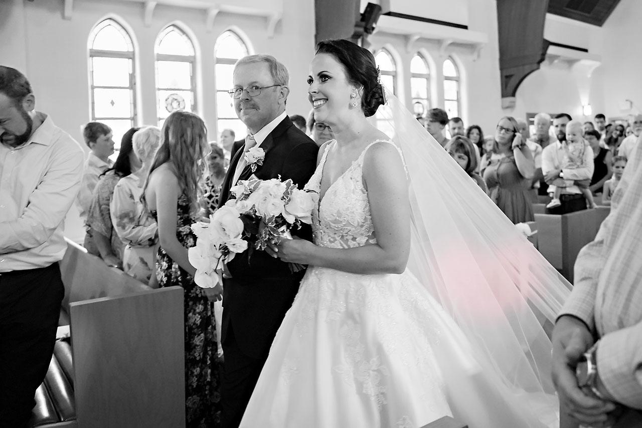 Michelle Casey Palais Royale South Bend Wedding 073