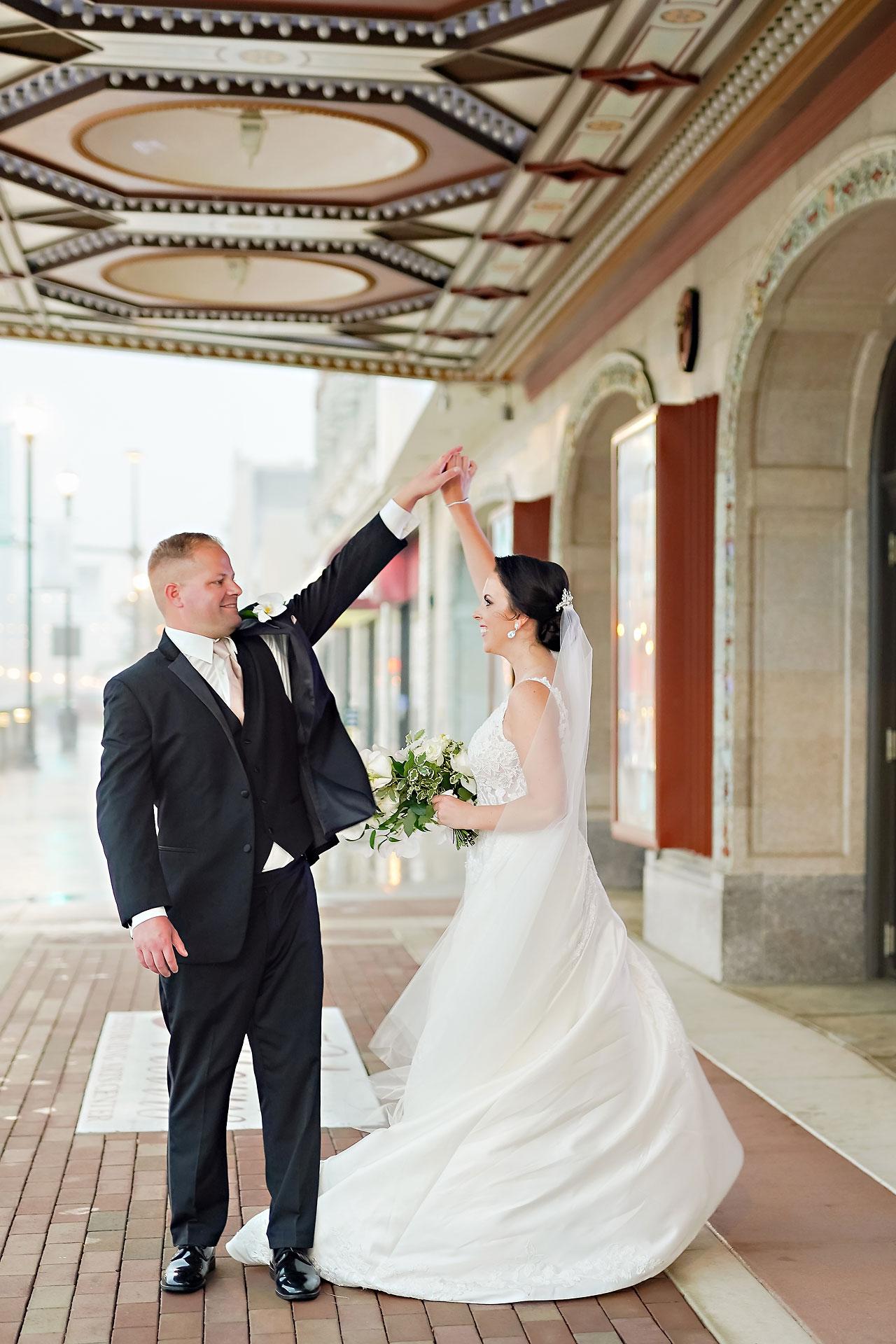 Michelle Casey Palais Royale South Bend Wedding 100