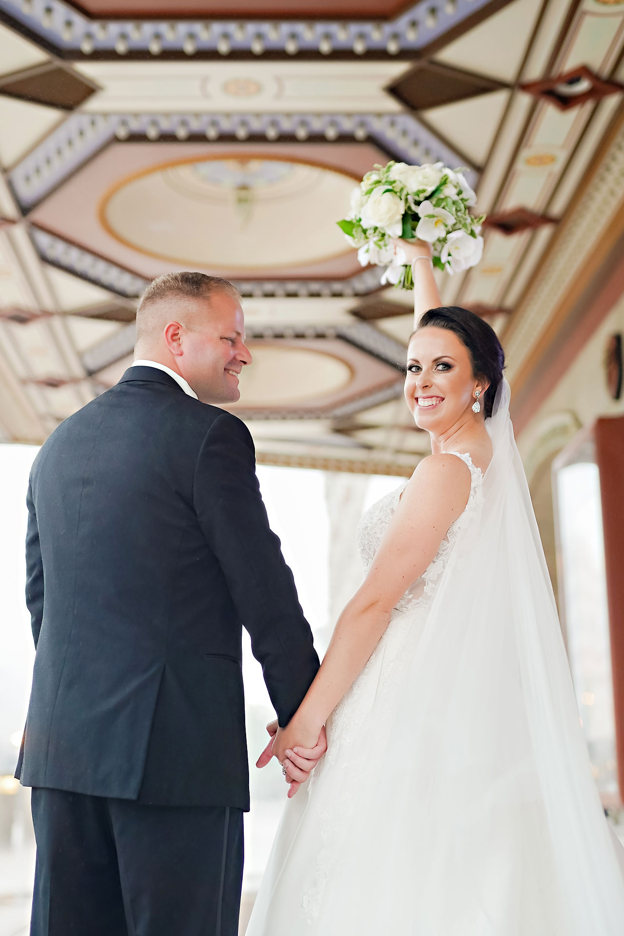 Michelle Casey Palais Royale South Bend Wedding 104