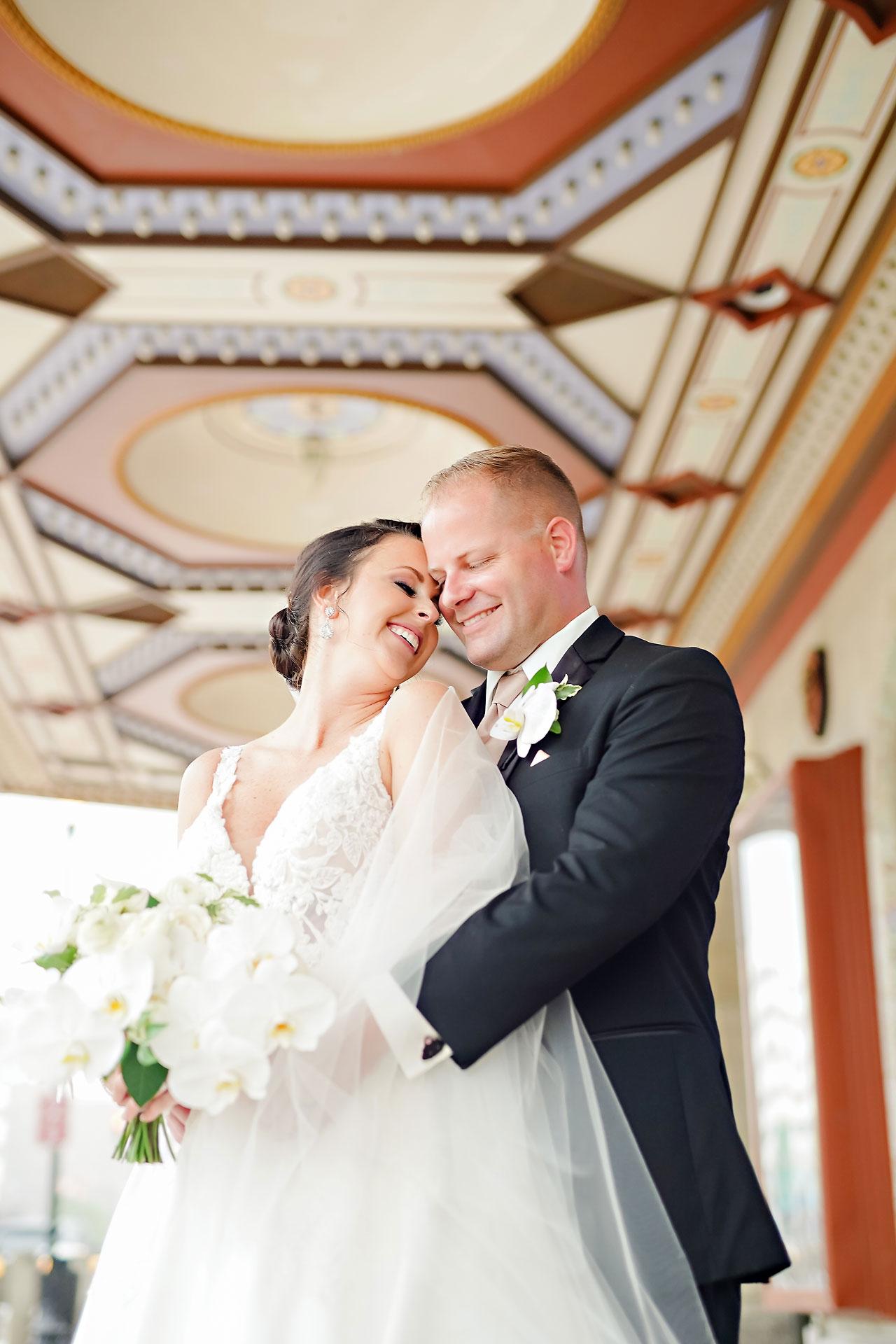 Michelle Casey Palais Royale South Bend Wedding 107