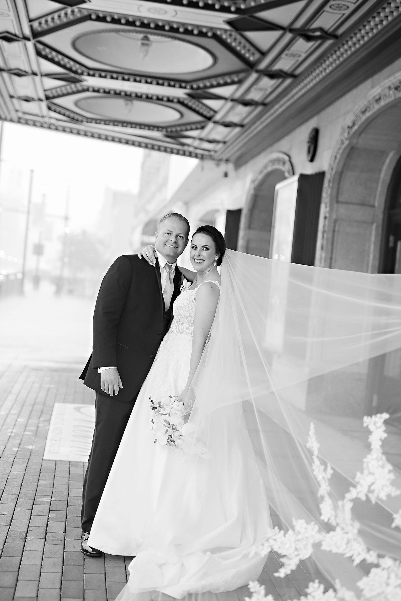 Michelle Casey Palais Royale South Bend Wedding 110