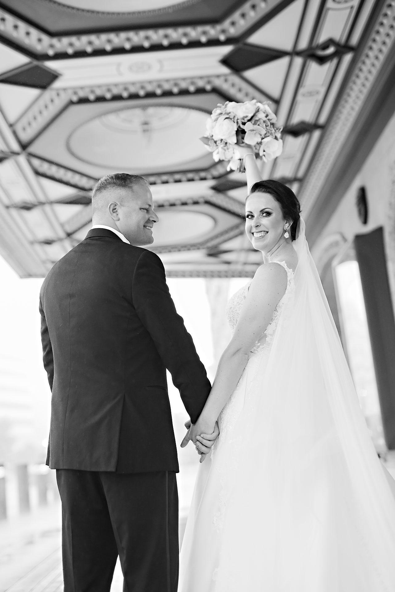 Michelle Casey Palais Royale South Bend Wedding 112