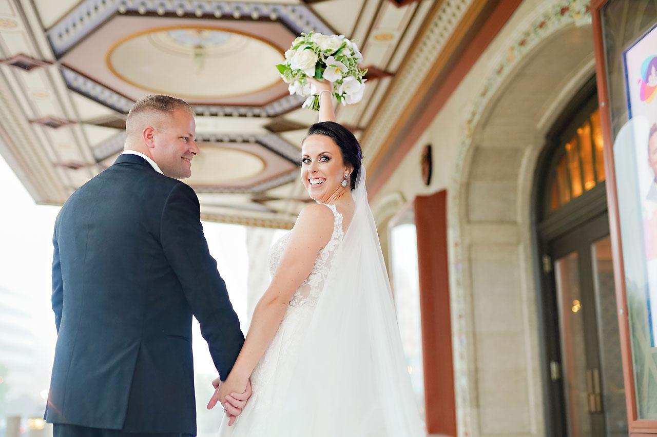 Michelle Casey Palais Royale South Bend Wedding 115