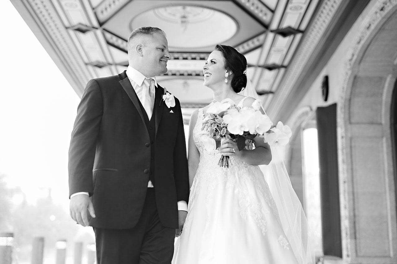 Michelle Casey Palais Royale South Bend Wedding 117