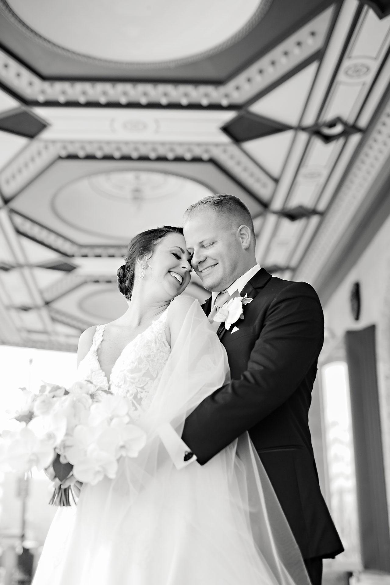 Michelle Casey Palais Royale South Bend Wedding 121