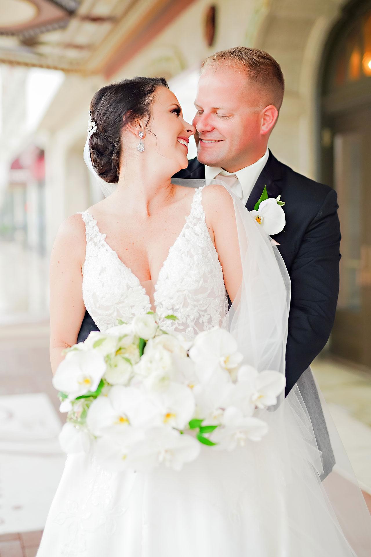 Michelle Casey Palais Royale South Bend Wedding 124