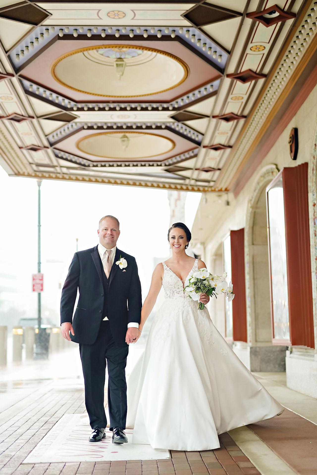 Michelle Casey Palais Royale South Bend Wedding 126