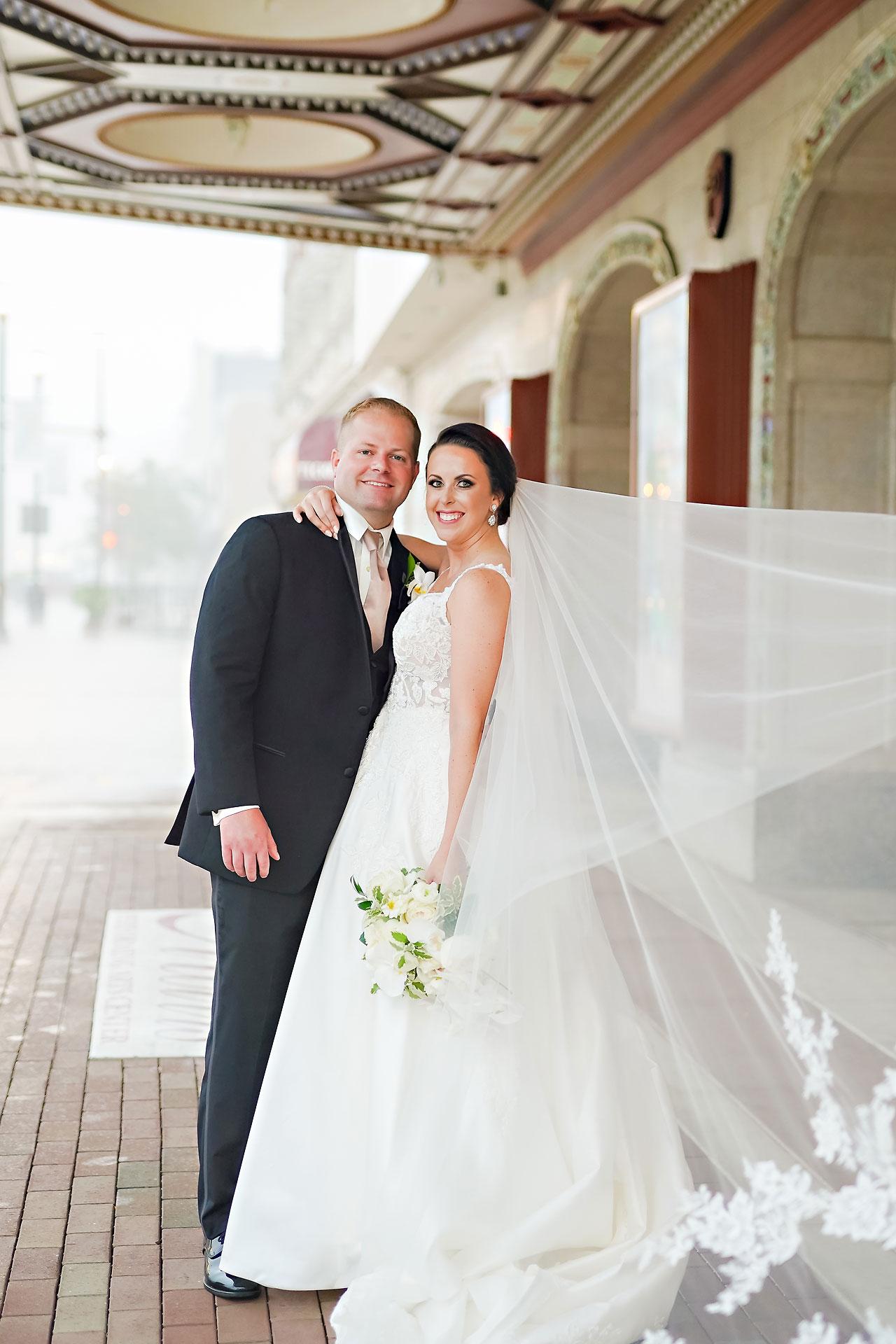 Michelle Casey Palais Royale South Bend Wedding 130