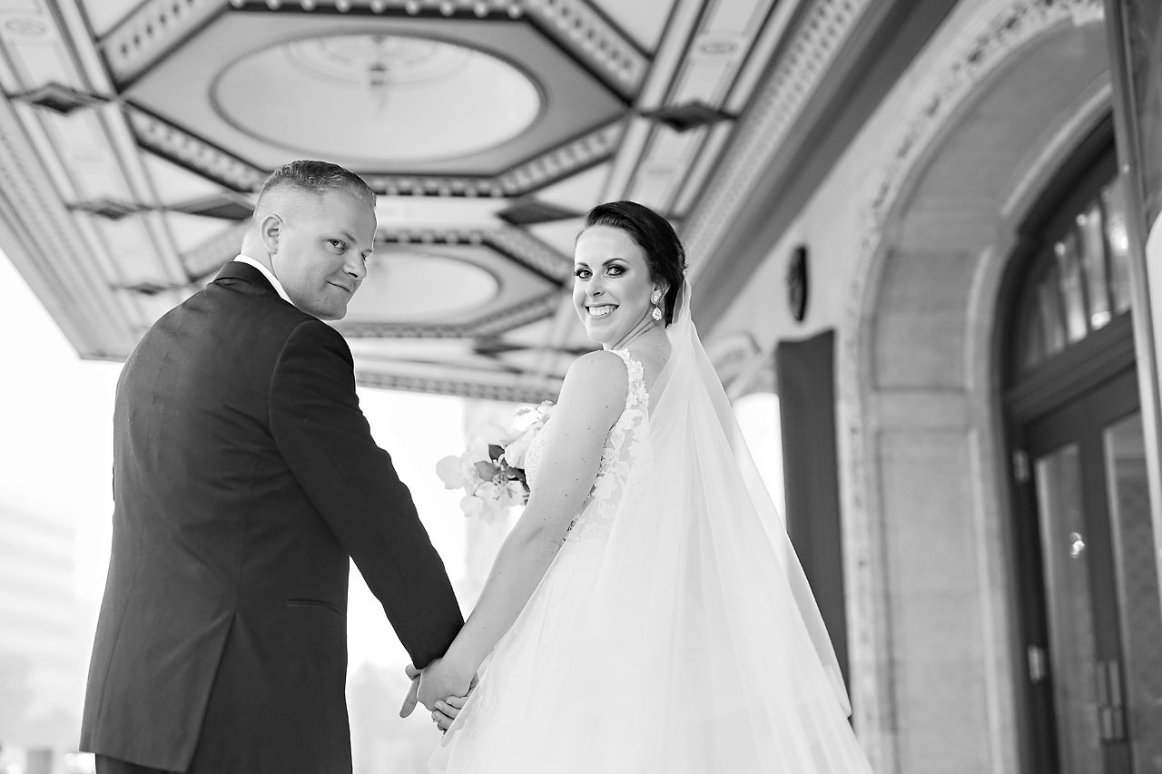 Michelle Casey Palais Royale South Bend Wedding 131