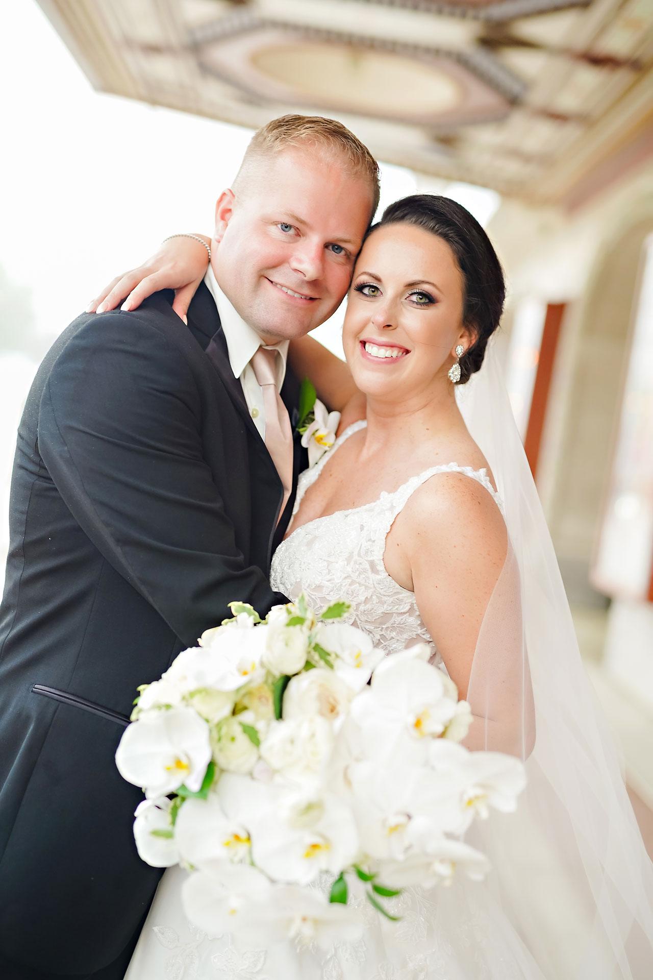 Michelle Casey Palais Royale South Bend Wedding 134