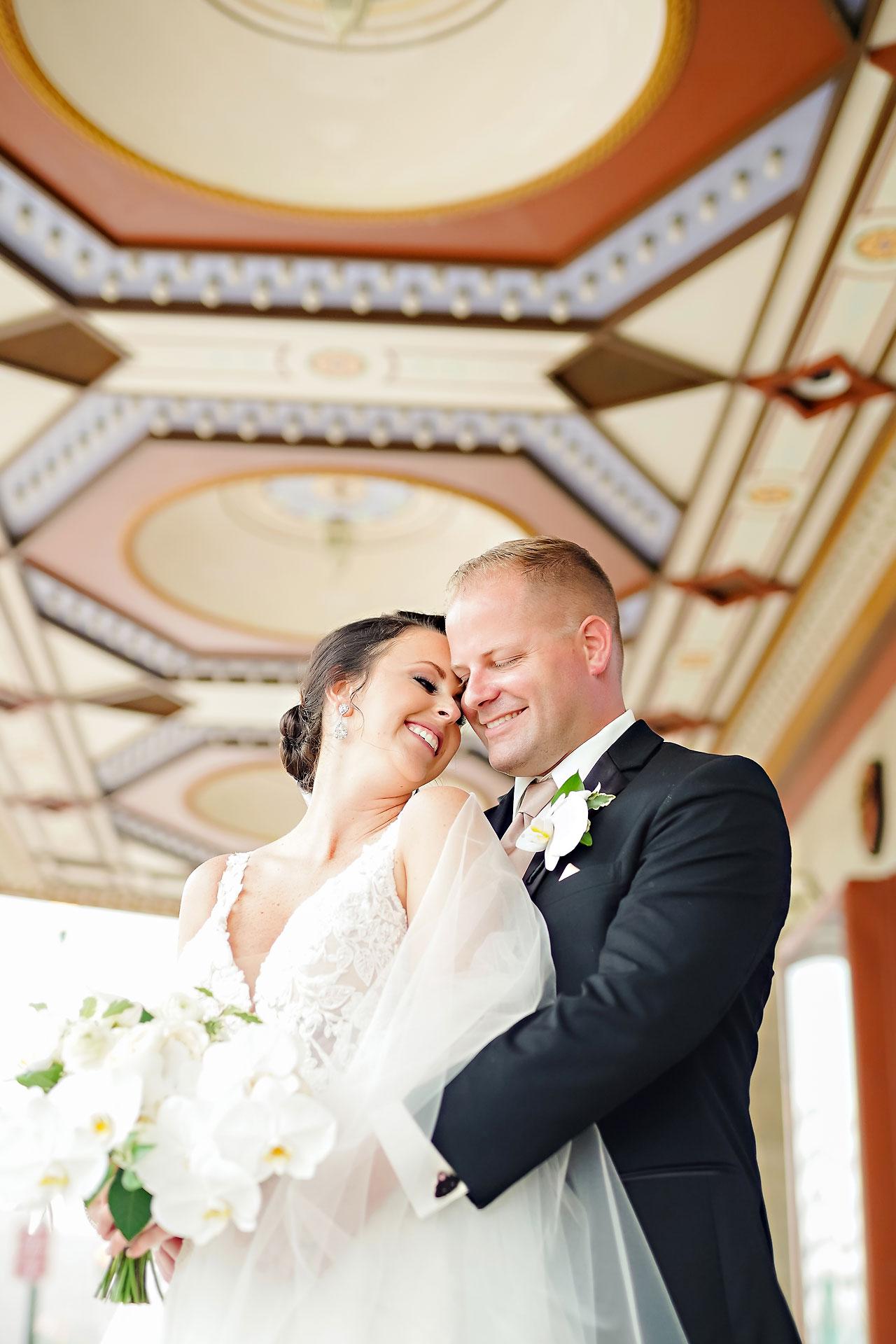 Michelle Casey Palais Royale South Bend Wedding 142