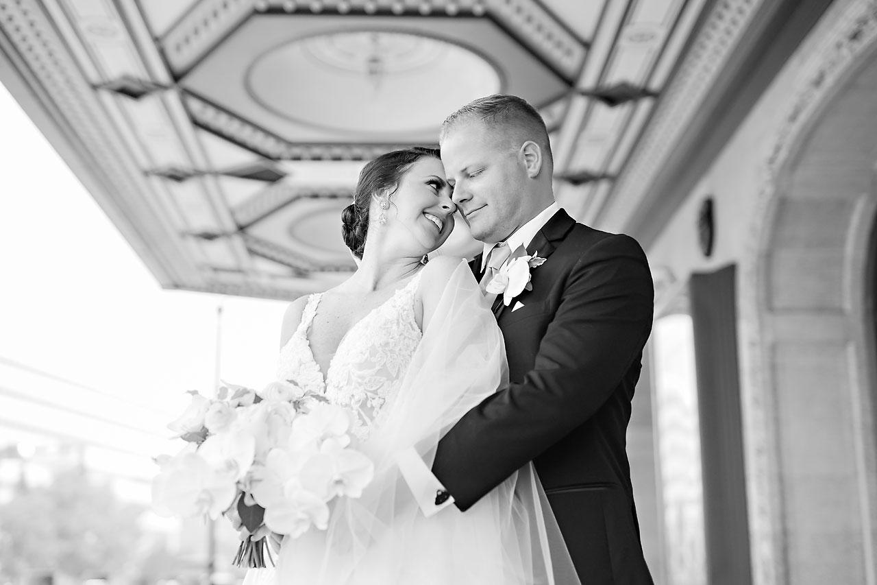 Michelle Casey Palais Royale South Bend Wedding 144