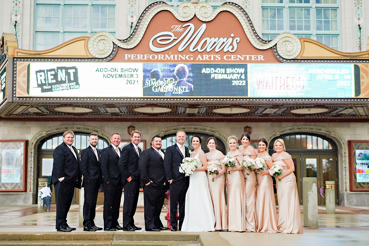 Michelle Casey Palais Royale South Bend Wedding 145