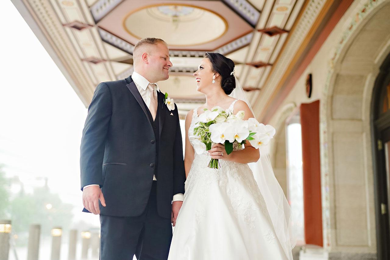 Michelle Casey Palais Royale South Bend Wedding 146