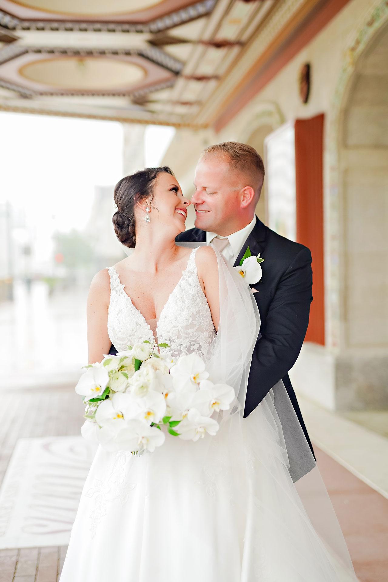 Michelle Casey Palais Royale South Bend Wedding 147