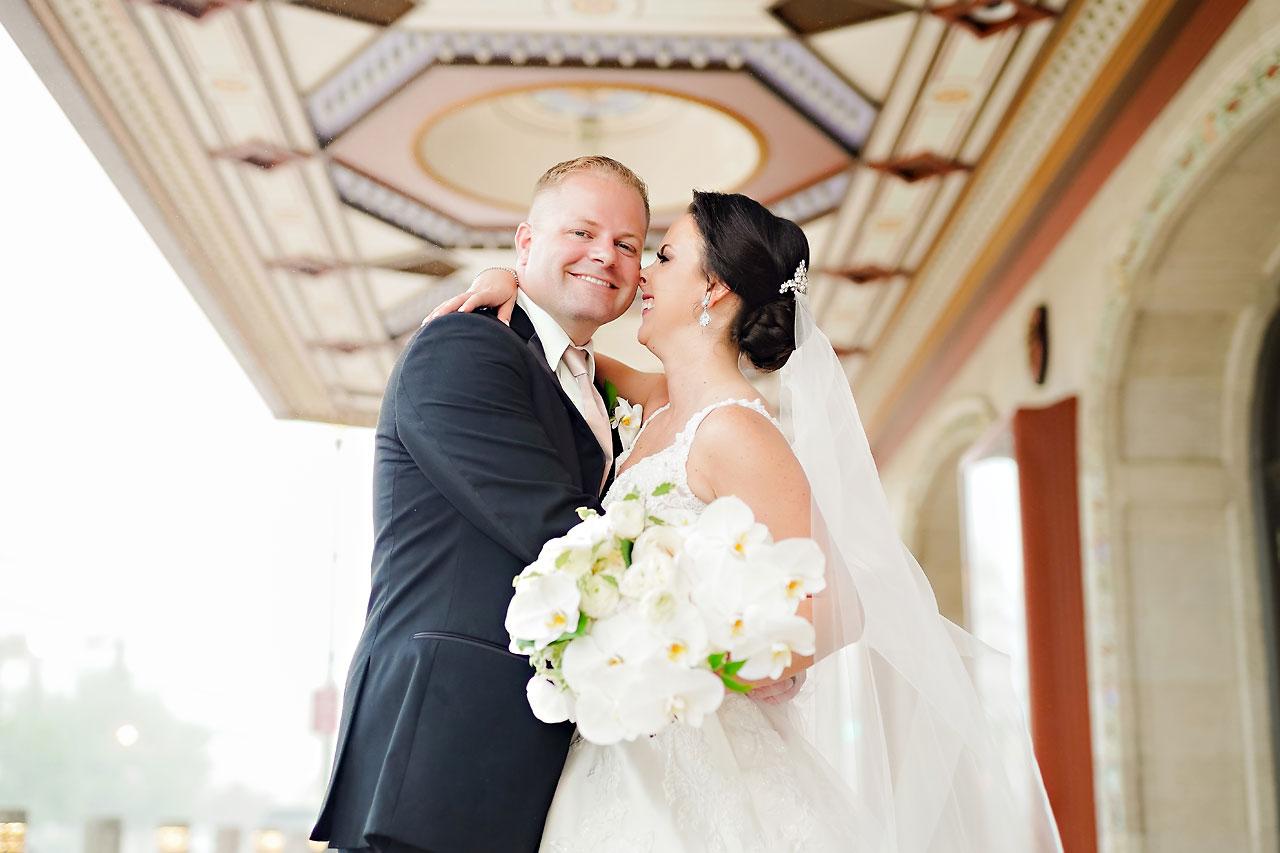 Michelle Casey Palais Royale South Bend Wedding 152