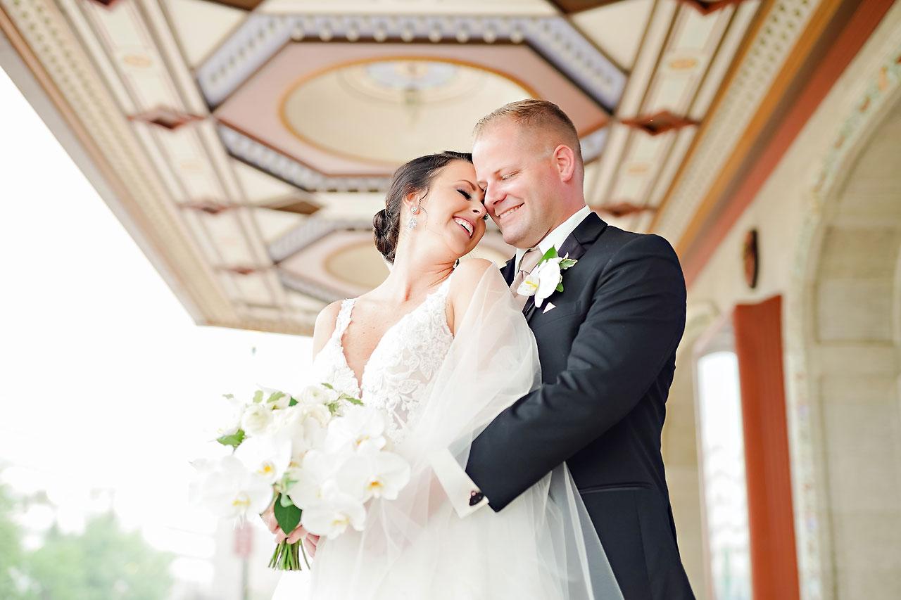 Michelle Casey Palais Royale South Bend Wedding 154