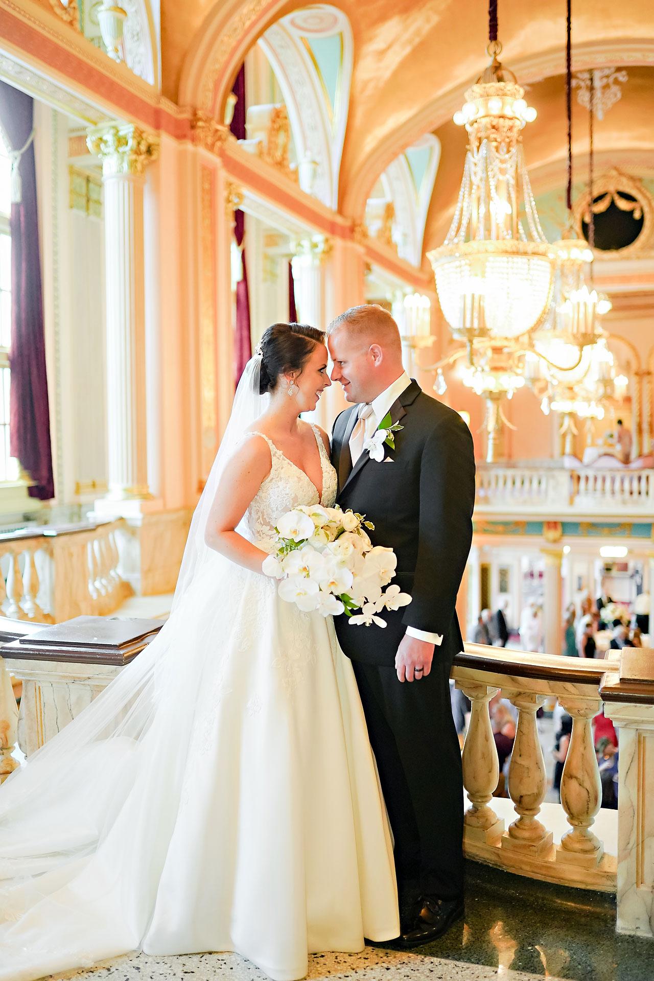 Michelle Casey Palais Royale South Bend Wedding 156