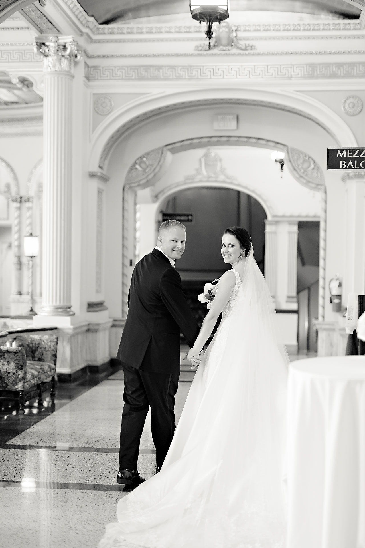 Michelle Casey Palais Royale South Bend Wedding 157
