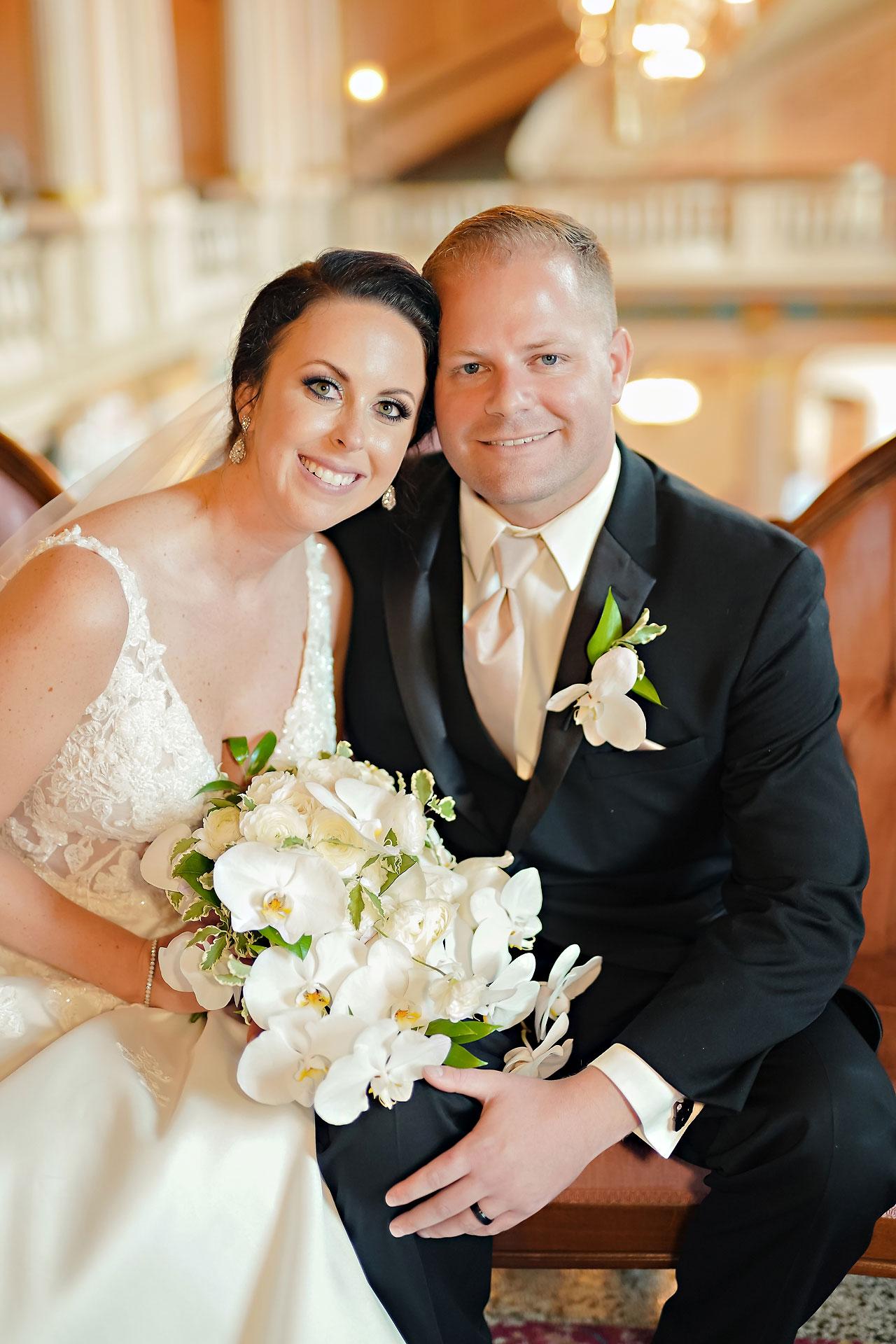 Michelle Casey Palais Royale South Bend Wedding 158