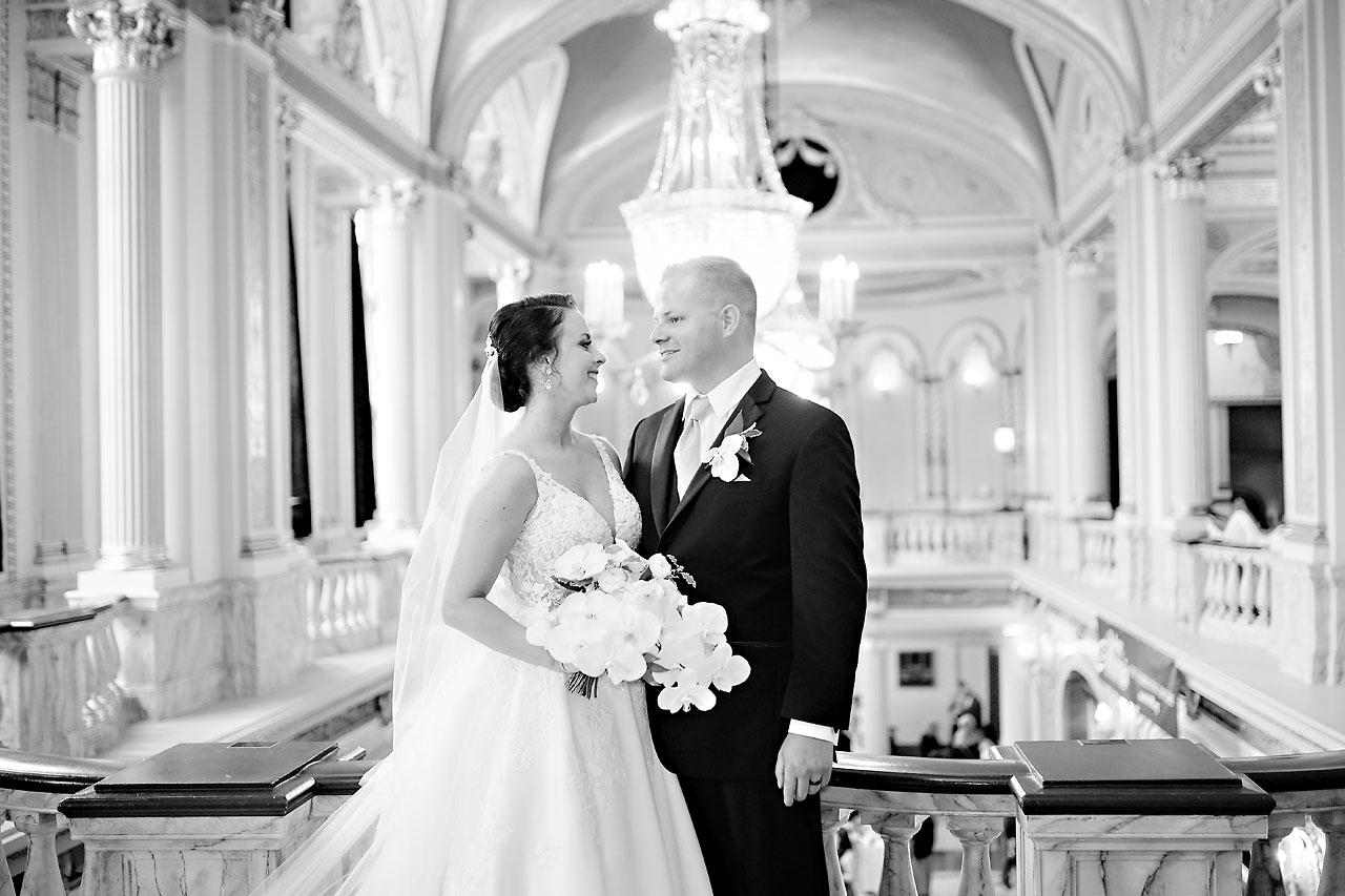 Michelle Casey Palais Royale South Bend Wedding 161
