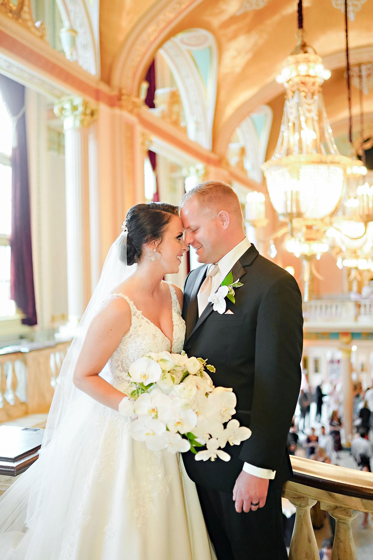 Michelle Casey Palais Royale South Bend Wedding 162