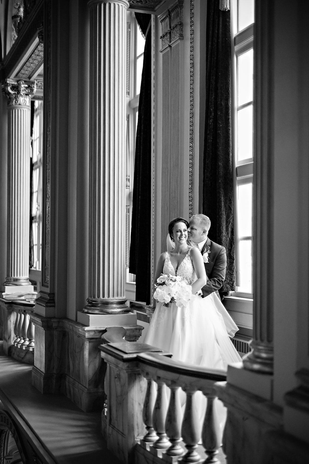 Michelle Casey Palais Royale South Bend Wedding 163