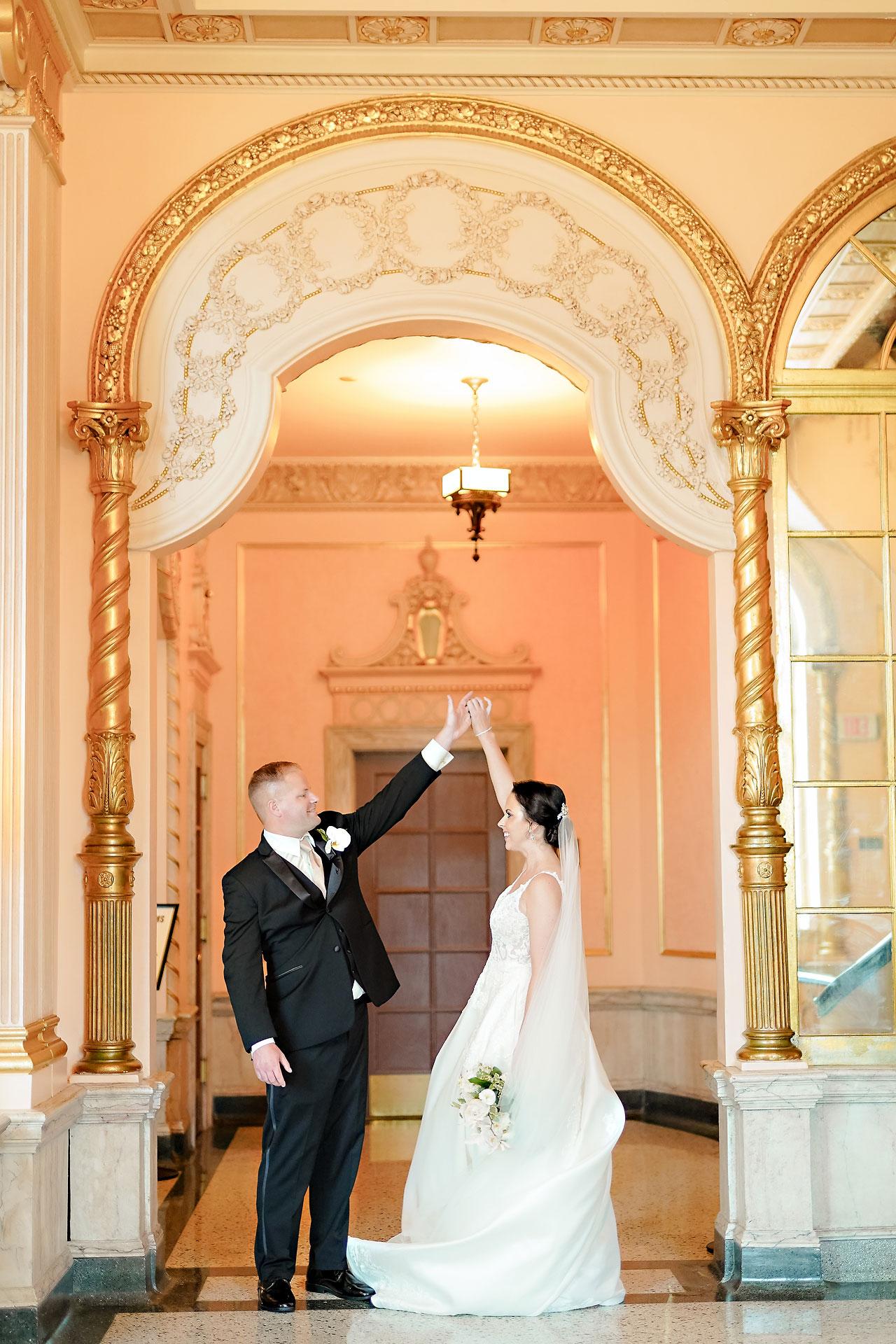 Michelle Casey Palais Royale South Bend Wedding 164