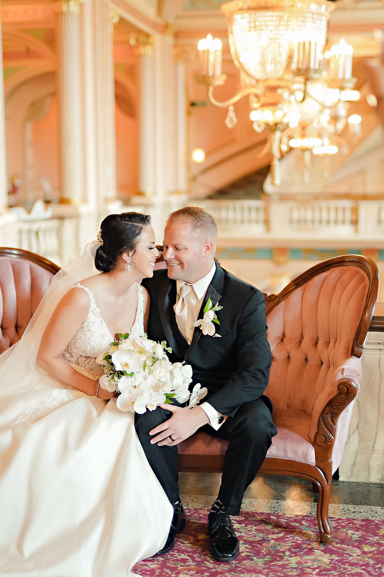 Michelle Casey Palais Royale South Bend Wedding 165