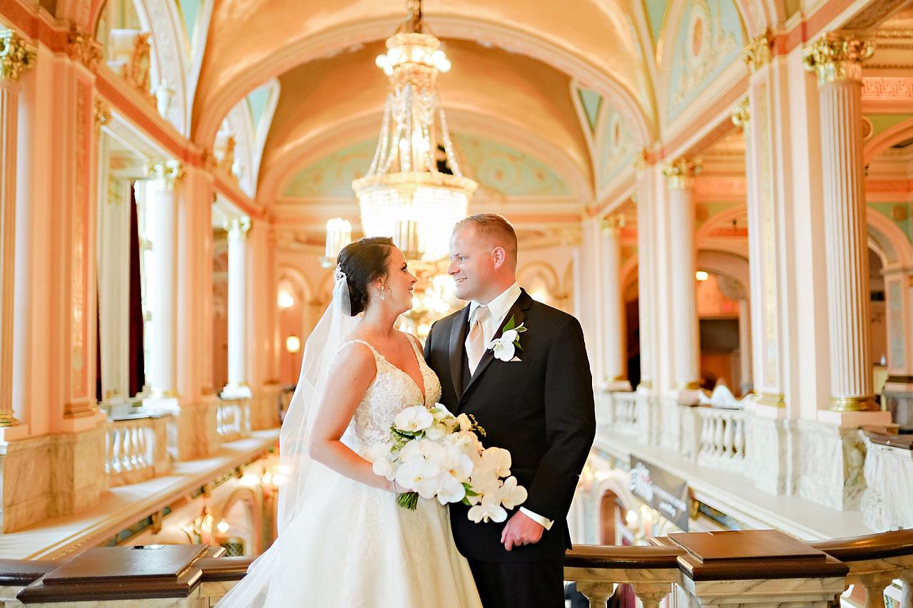 Michelle Casey Palais Royale South Bend Wedding 166