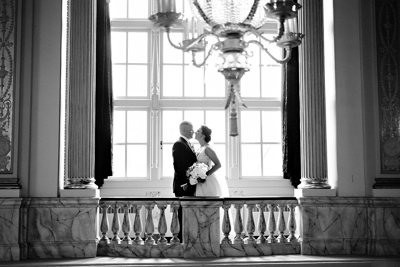 Michelle Casey Palais Royale South Bend Wedding 167