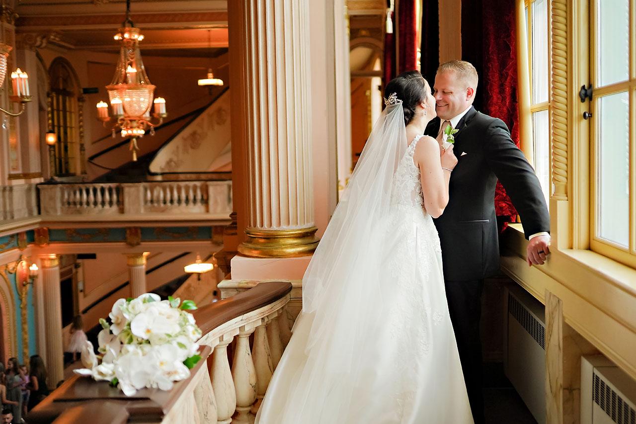 Michelle Casey Palais Royale South Bend Wedding 168