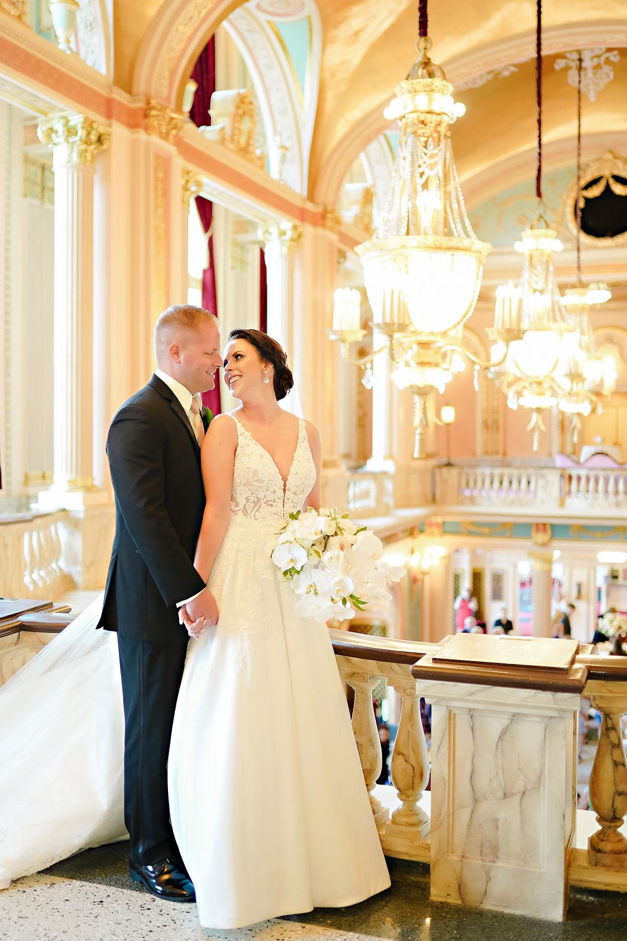 Michelle Casey Palais Royale South Bend Wedding 169