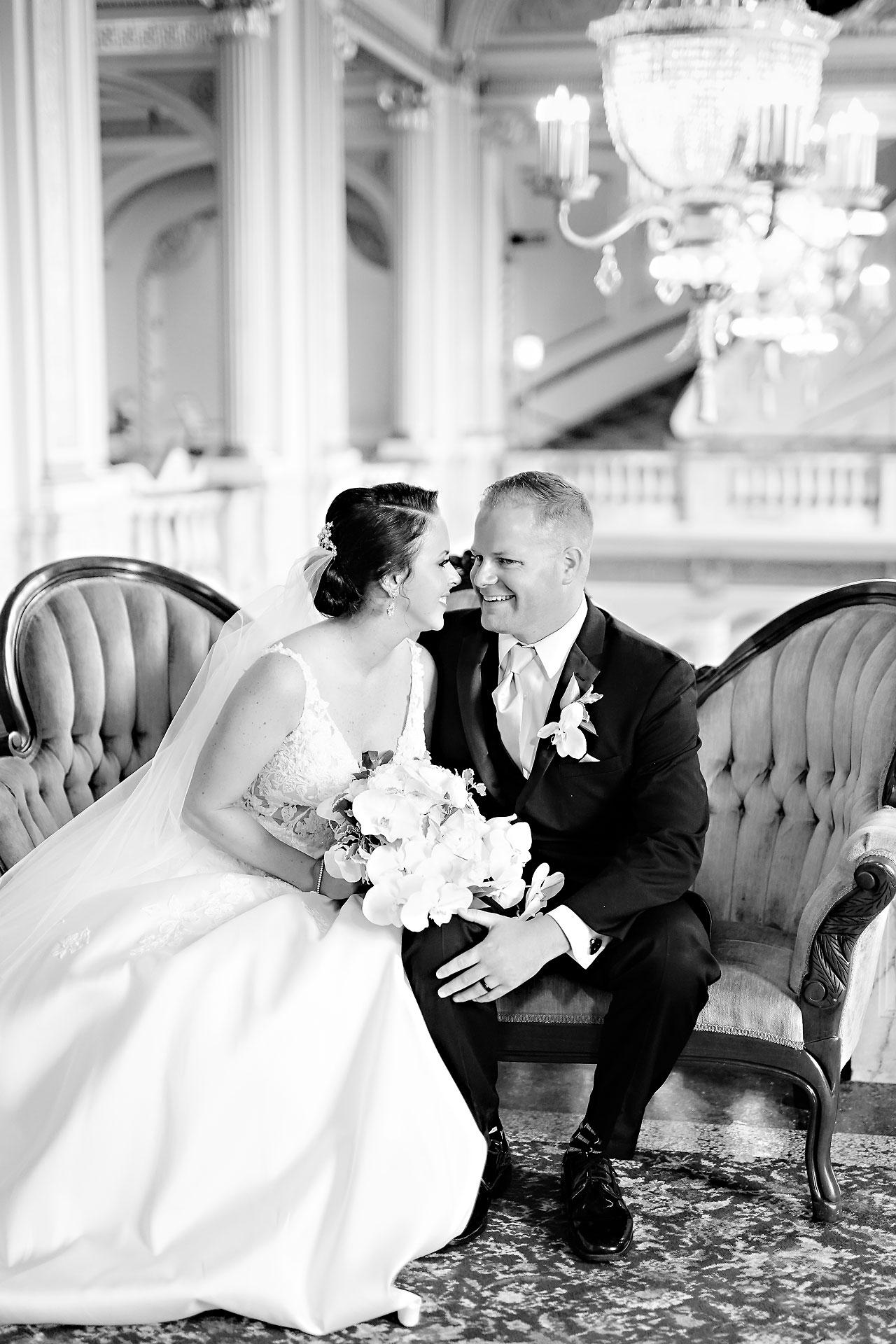 Michelle Casey Palais Royale South Bend Wedding 170