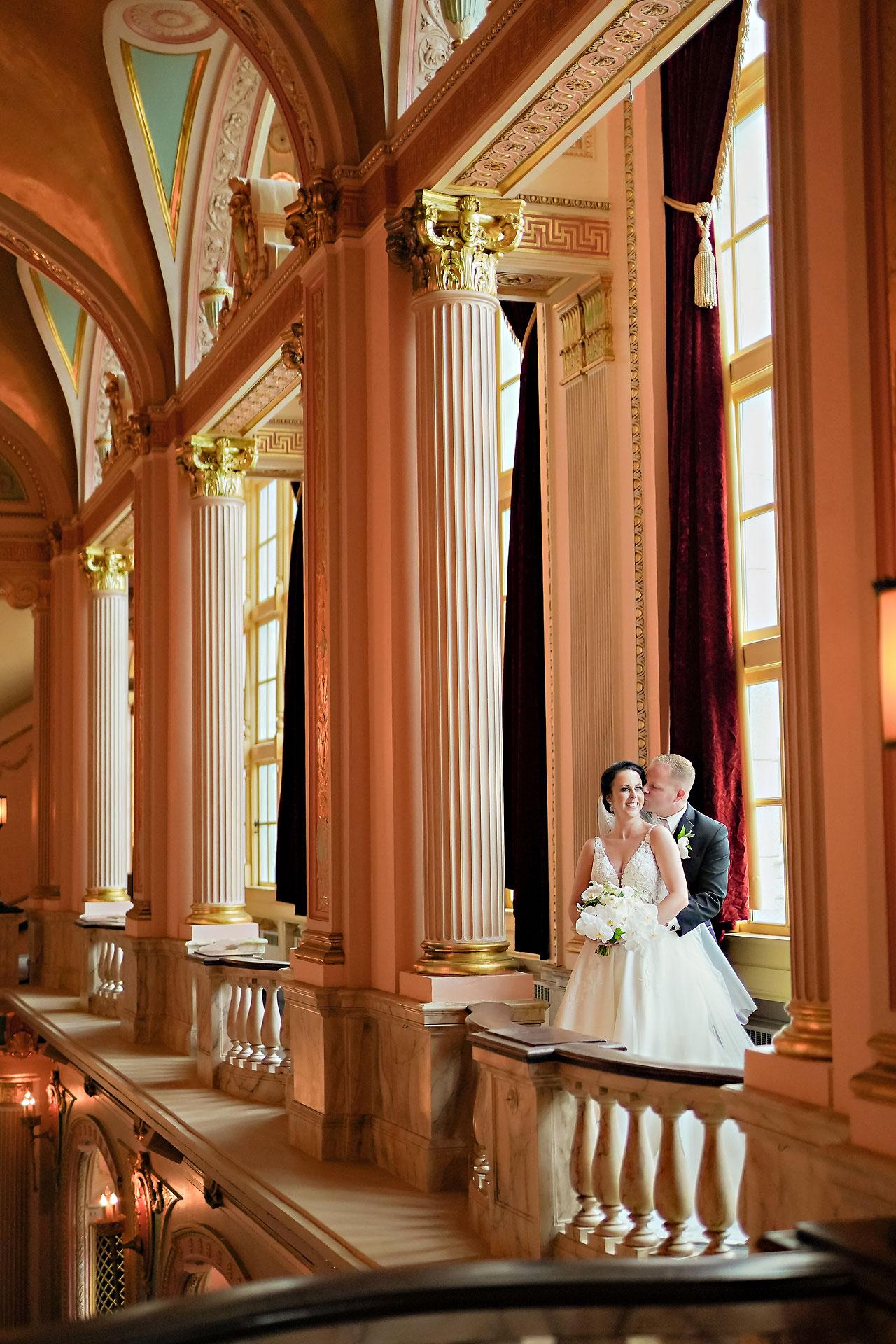 Michelle Casey Palais Royale South Bend Wedding 171