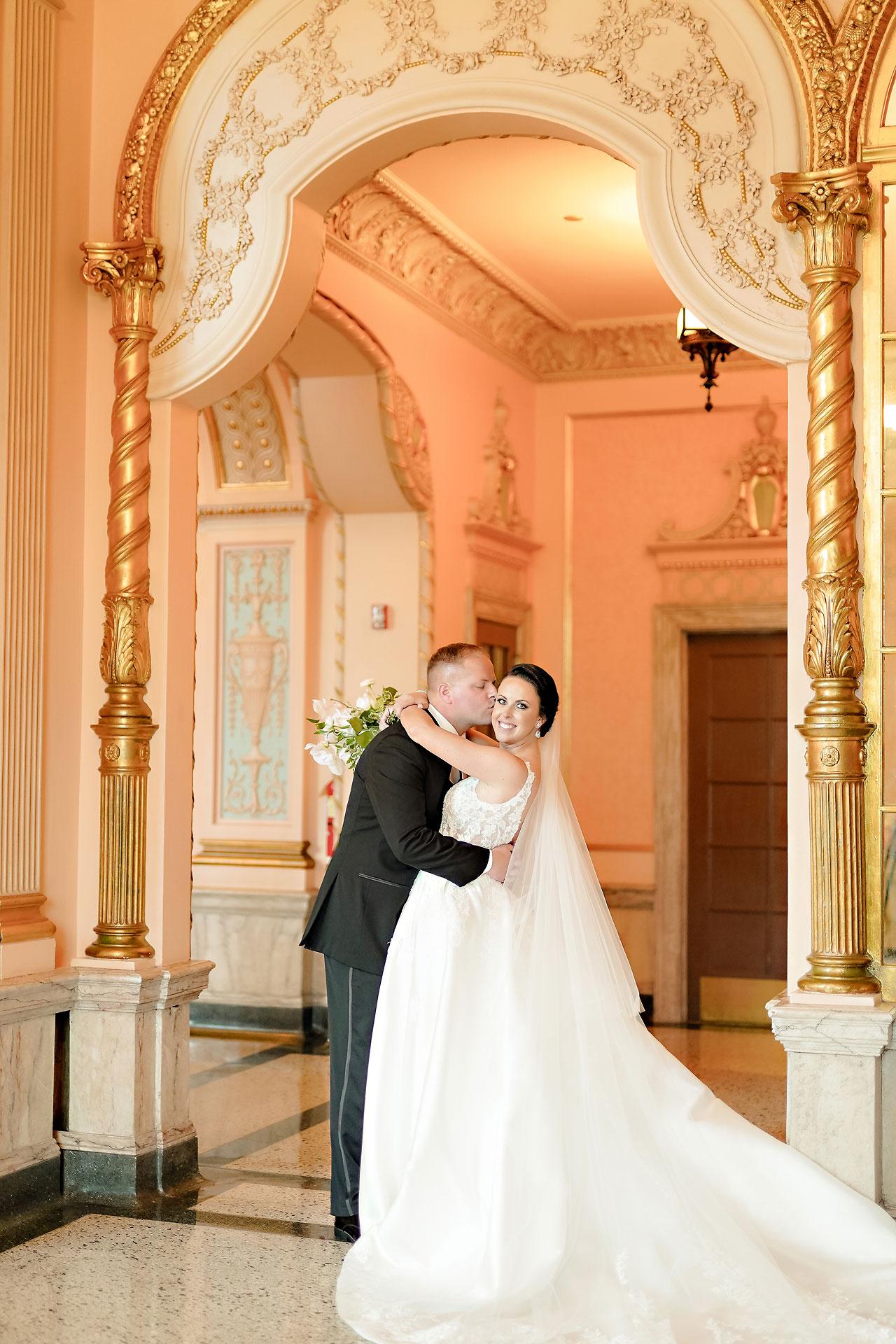 Michelle Casey Palais Royale South Bend Wedding 172
