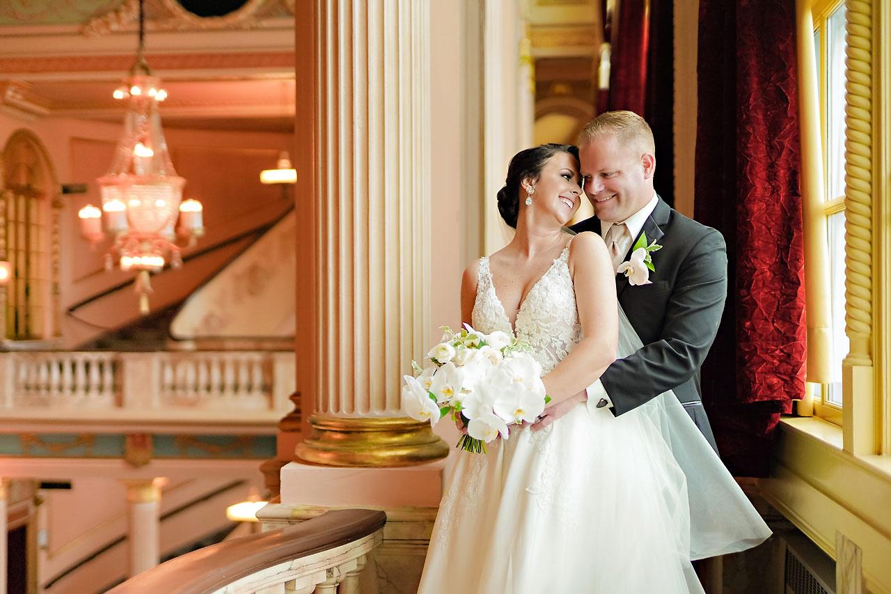 Michelle Casey Palais Royale South Bend Wedding 175