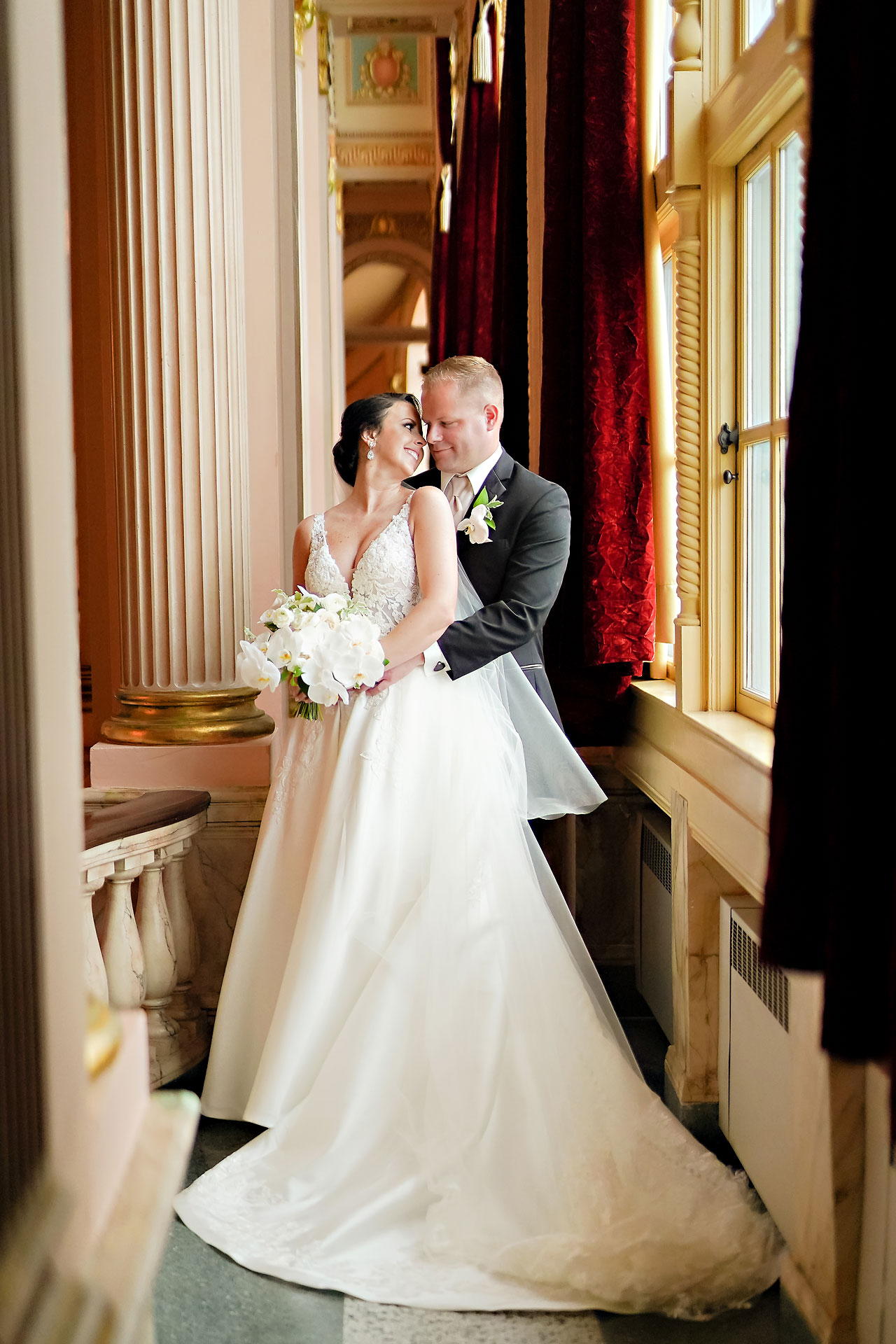 Michelle Casey Palais Royale South Bend Wedding 176