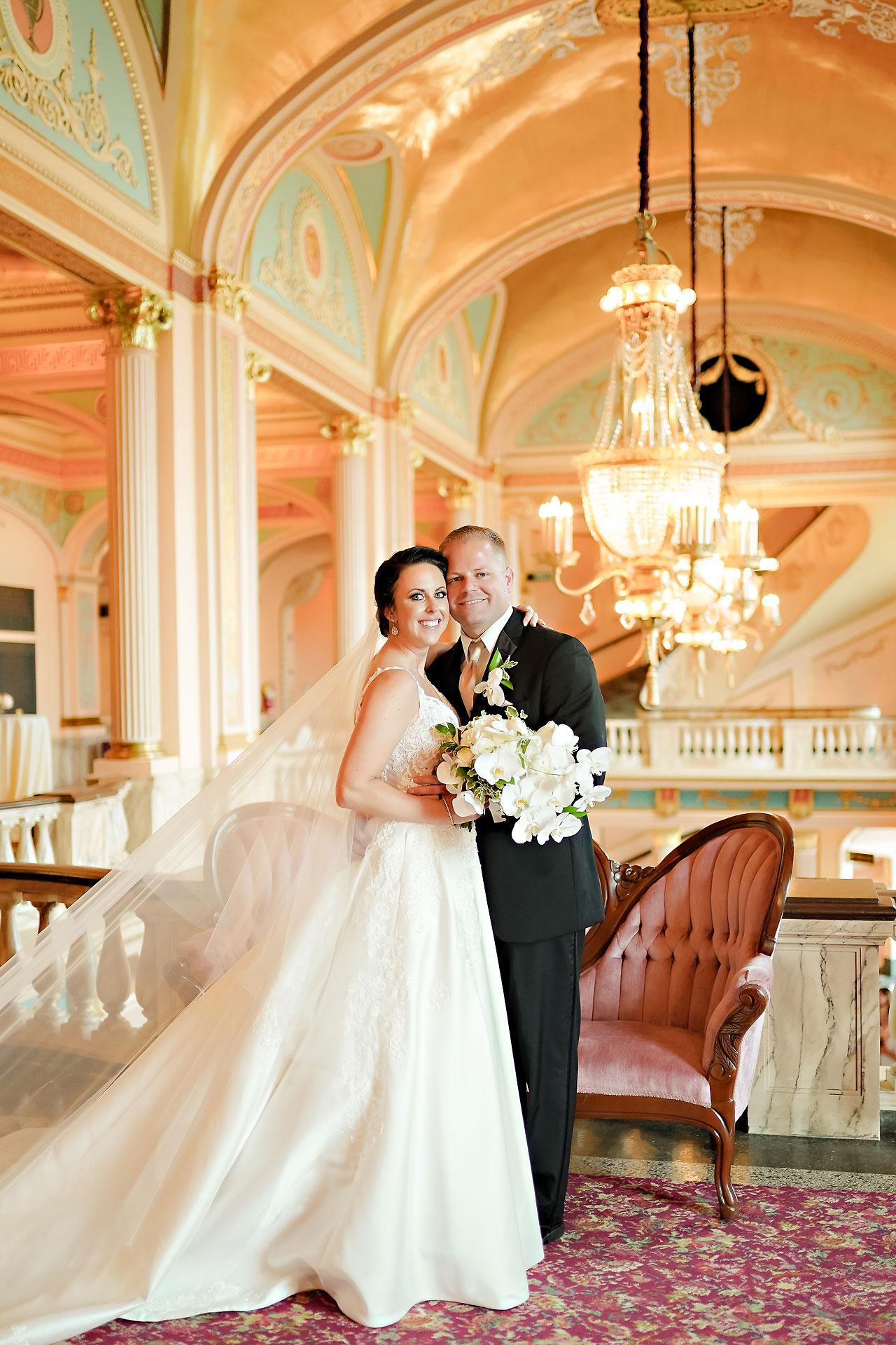 Michelle Casey Palais Royale South Bend Wedding 177