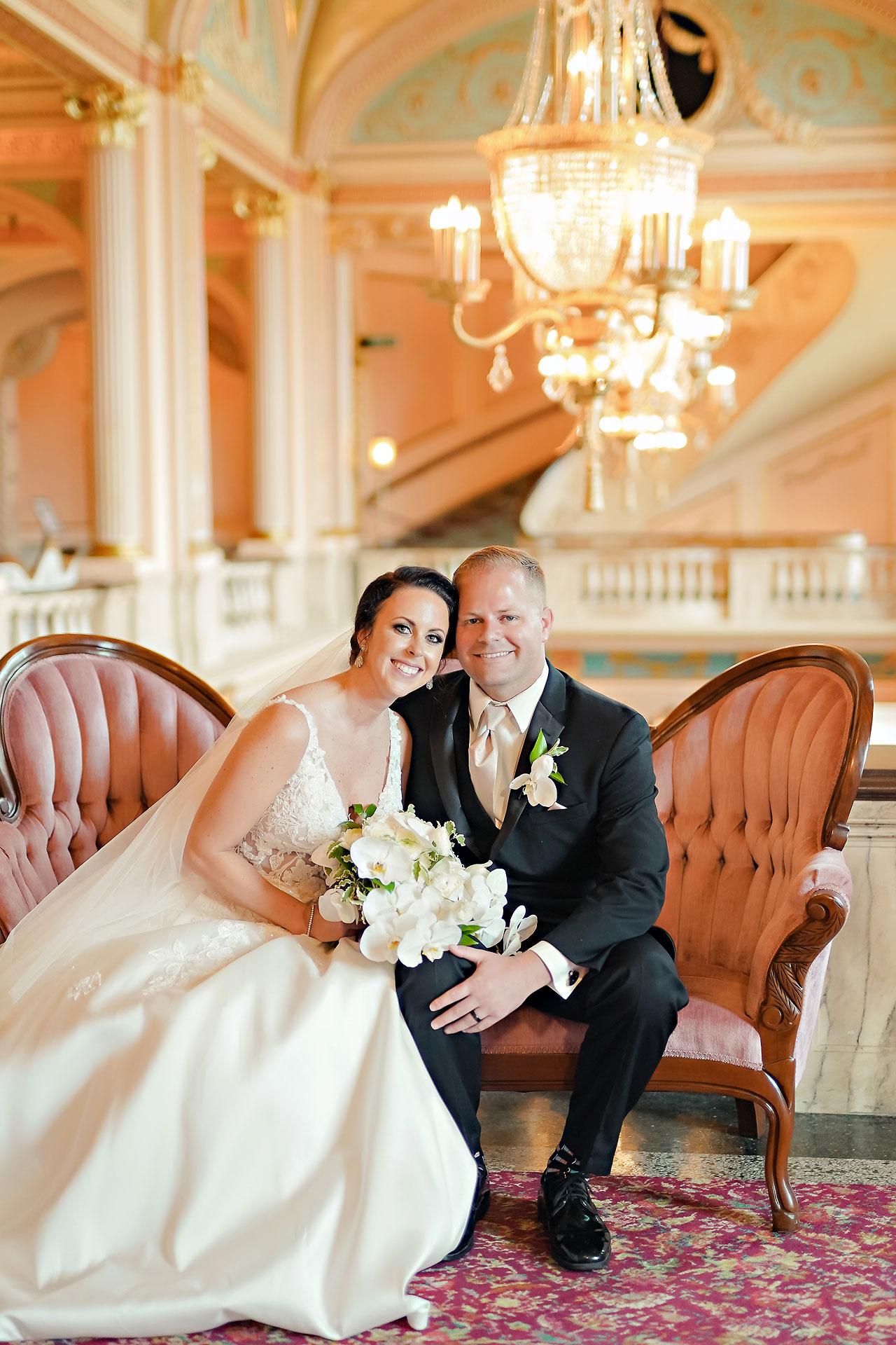 Michelle Casey Palais Royale South Bend Wedding 179