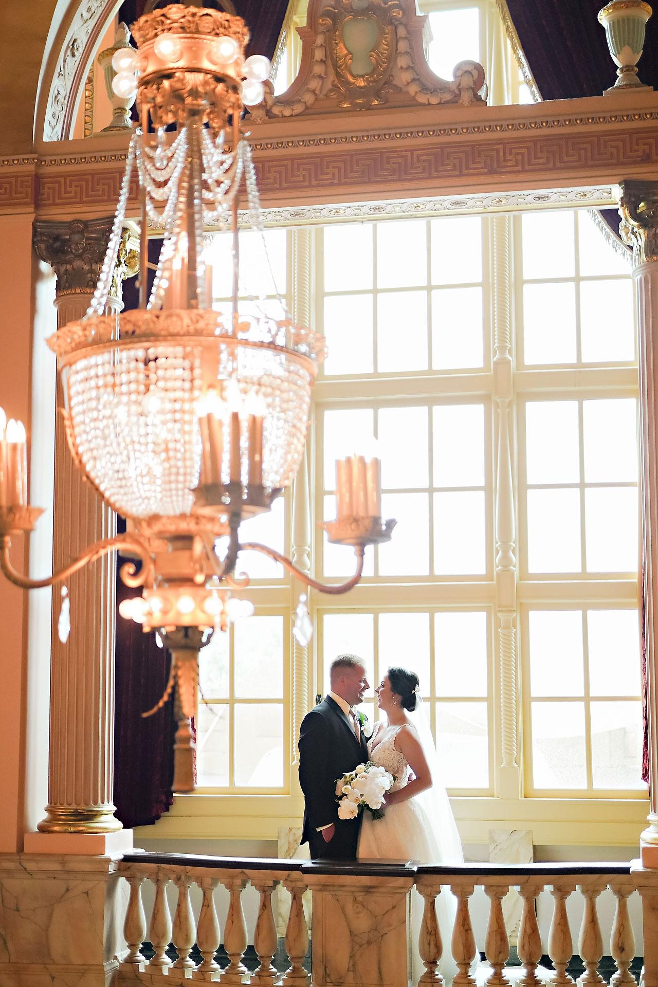 Michelle Casey Palais Royale South Bend Wedding 180