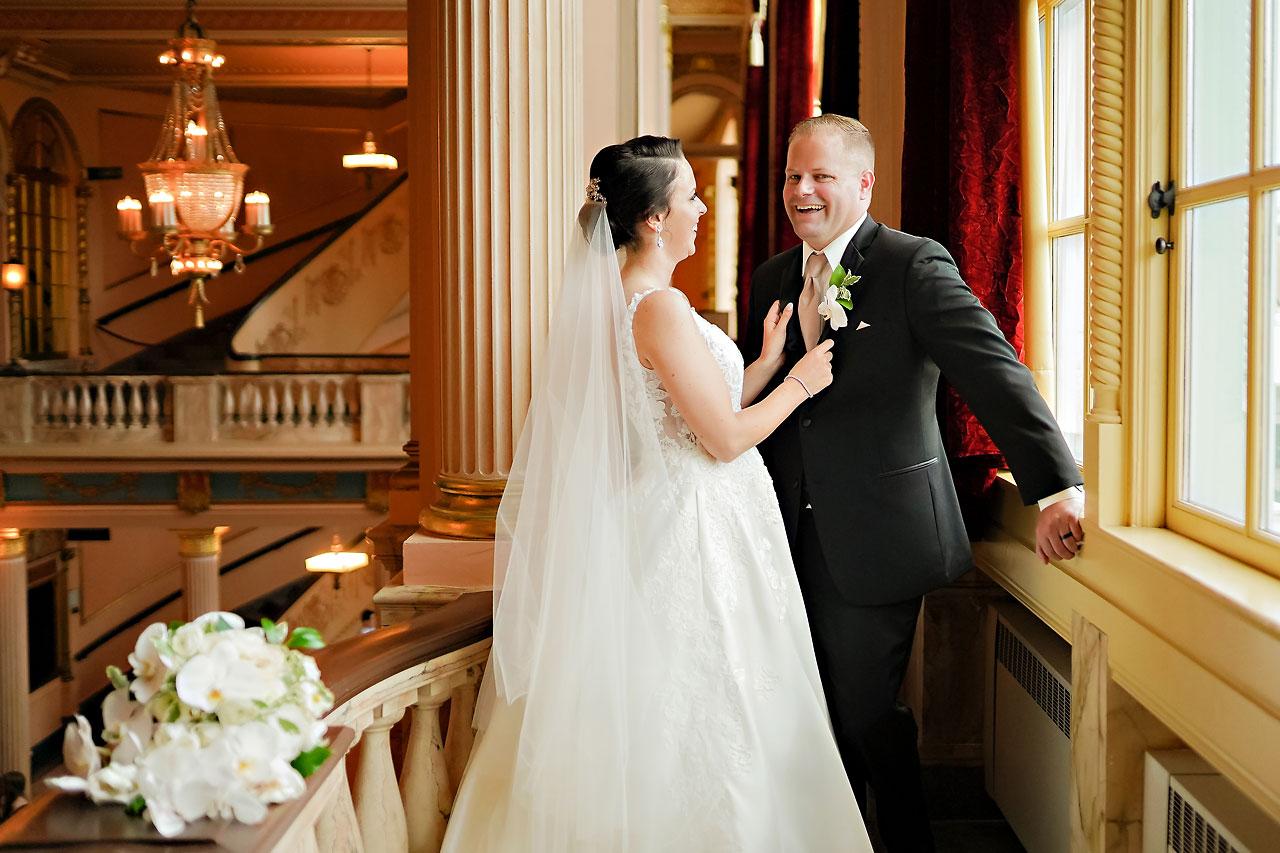Michelle Casey Palais Royale South Bend Wedding 181