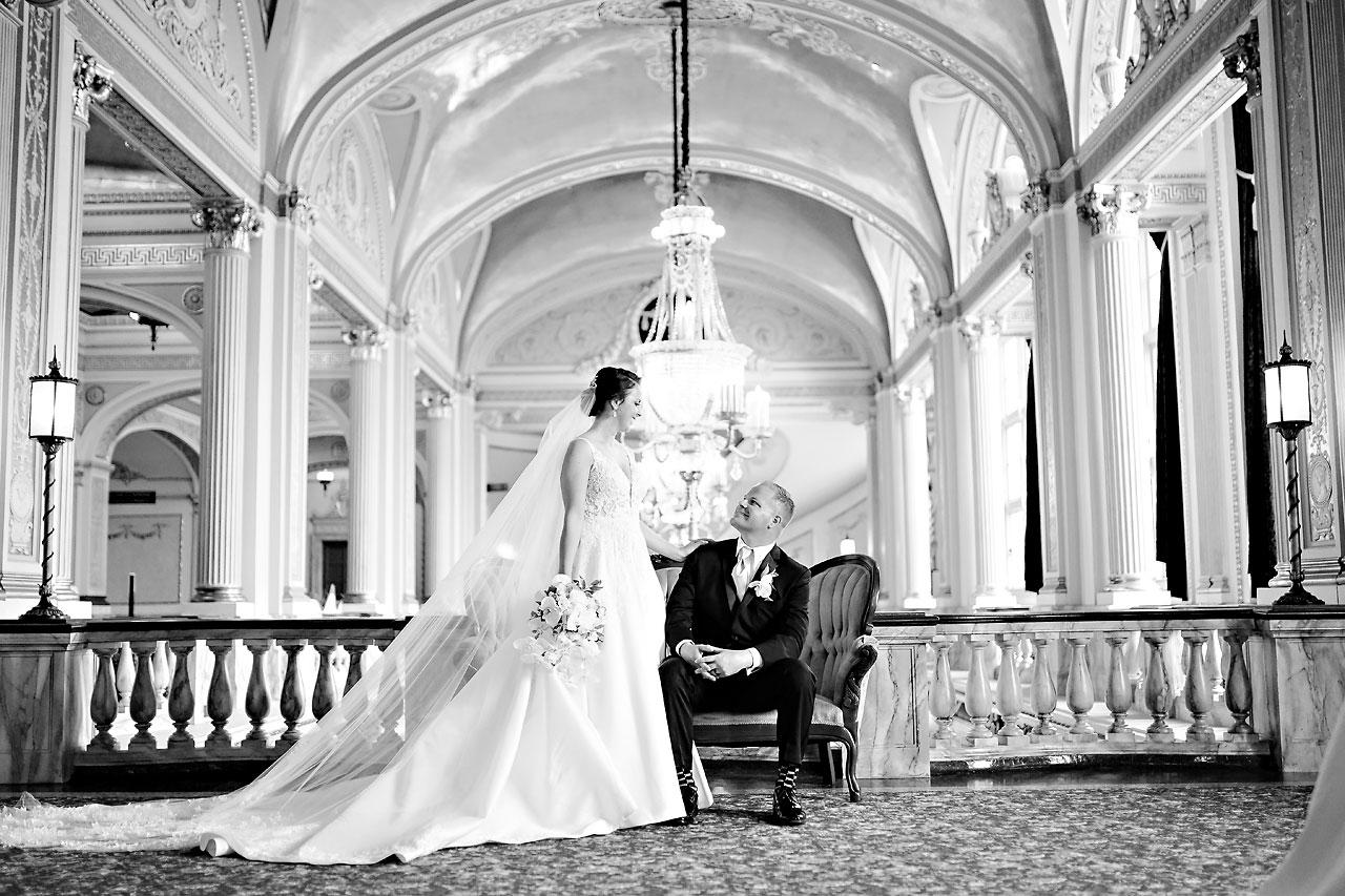 Michelle Casey Palais Royale South Bend Wedding 182
