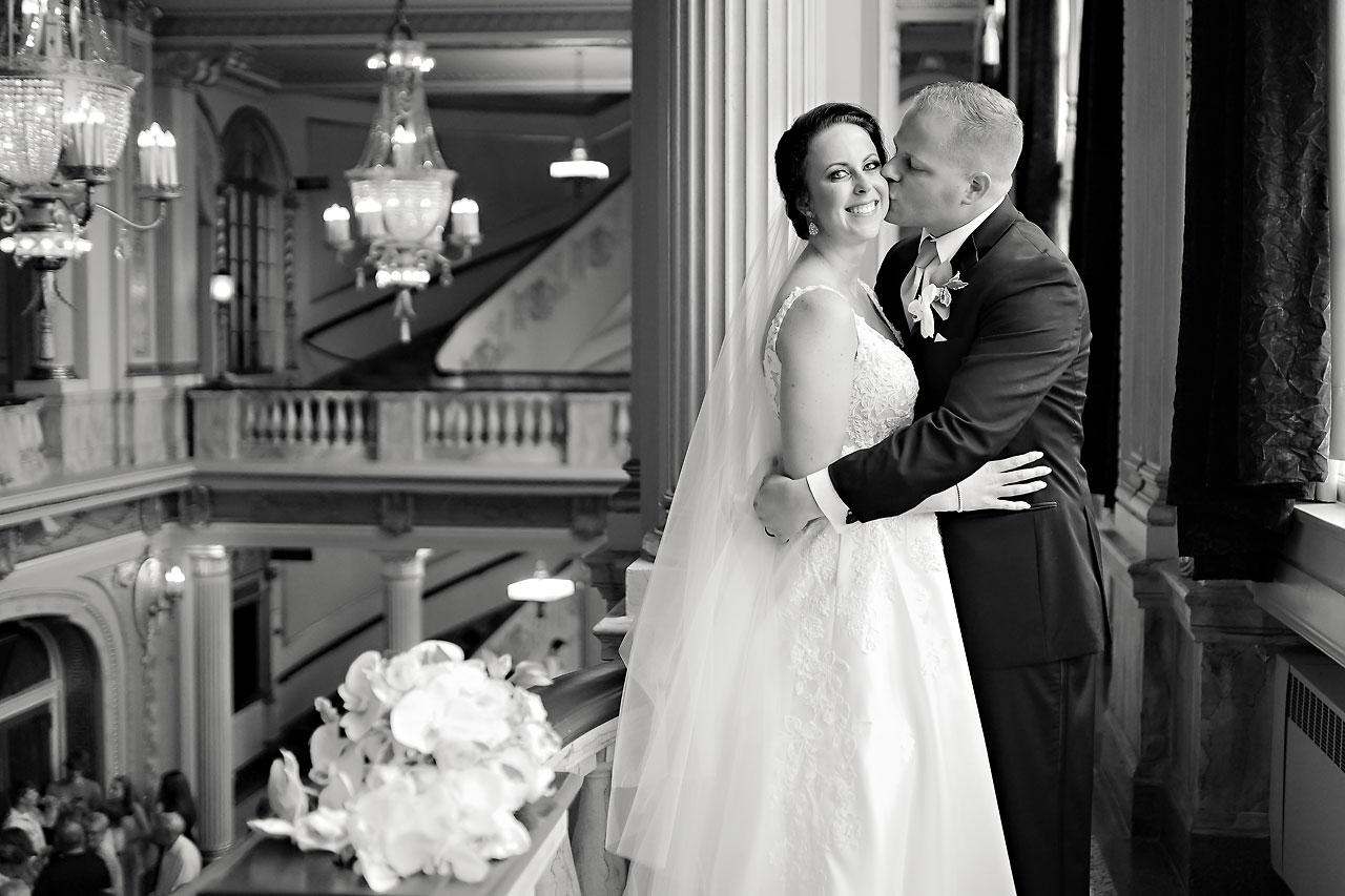 Michelle Casey Palais Royale South Bend Wedding 183