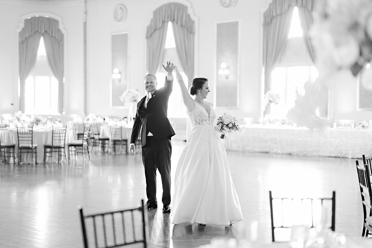 Michelle Casey Palais Royale South Bend Wedding 184