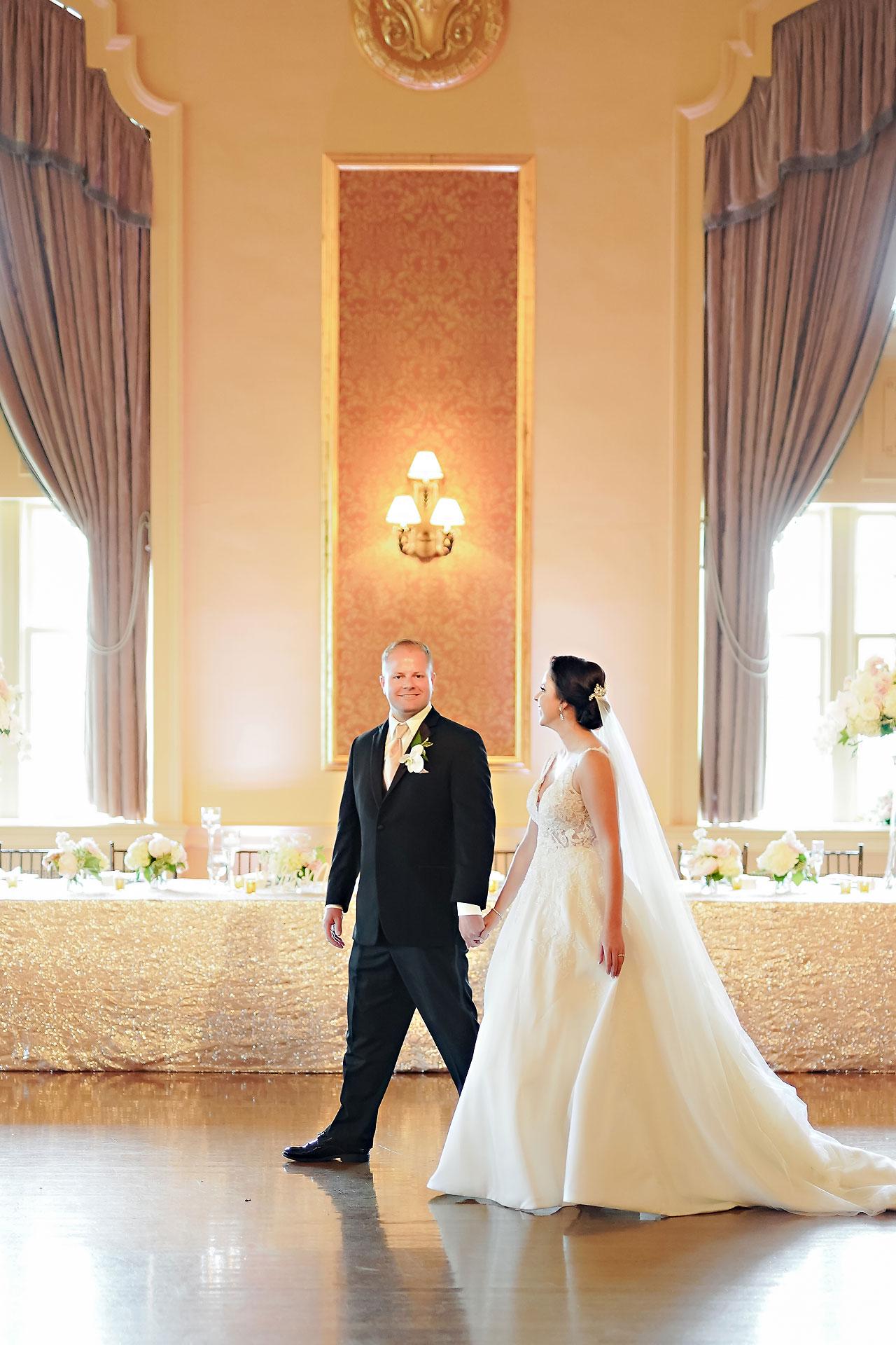 Michelle Casey Palais Royale South Bend Wedding 187