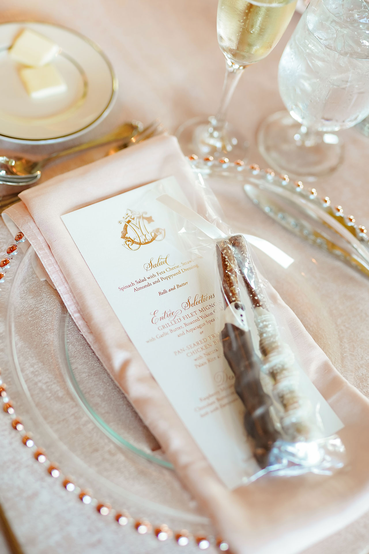 Michelle Casey Palais Royale South Bend Wedding 189