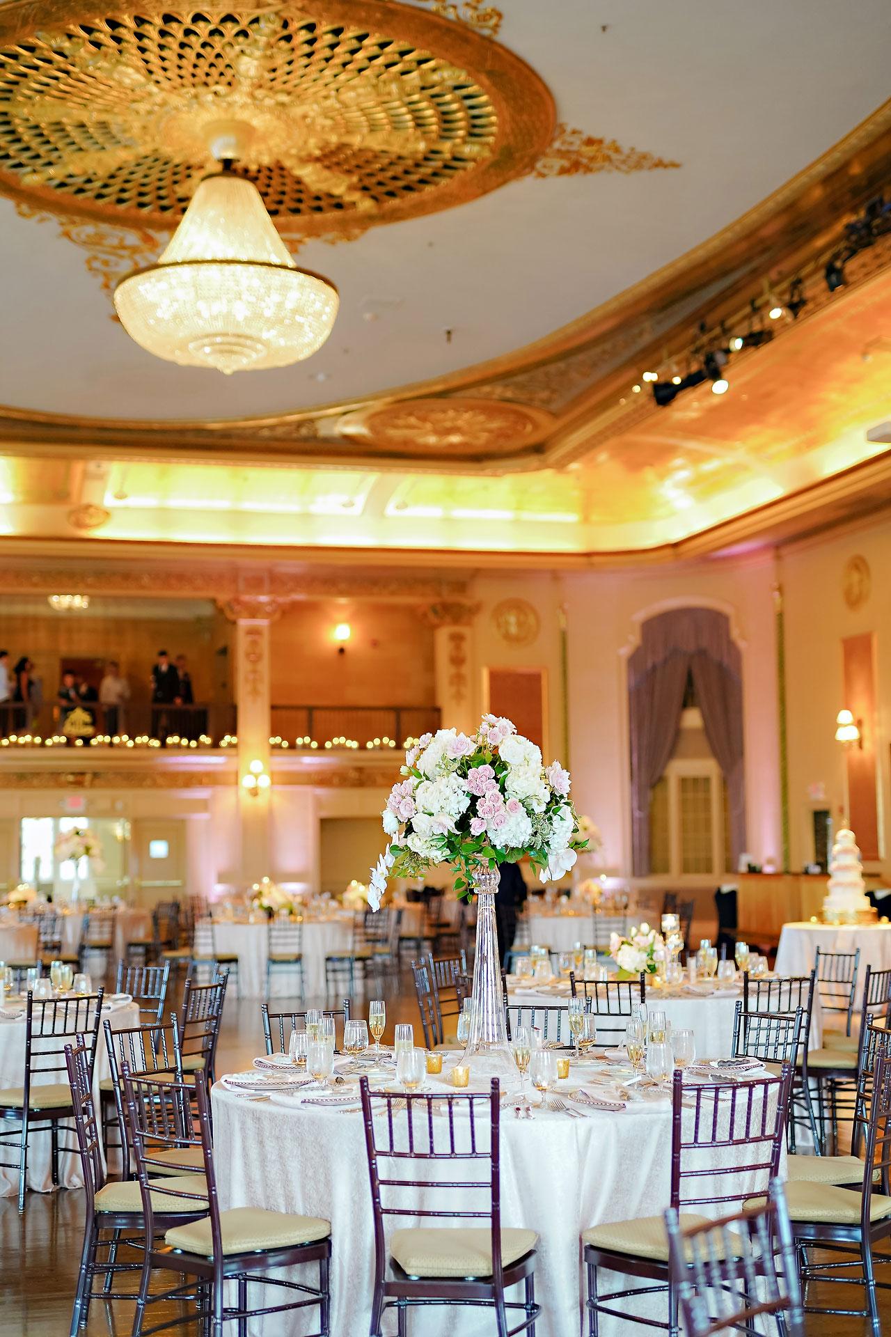 Michelle Casey Palais Royale South Bend Wedding 190